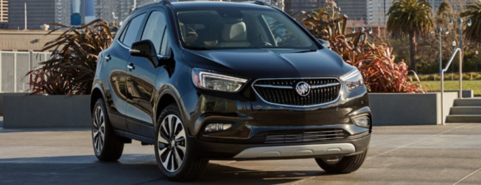 Black 2019 Buick Encore