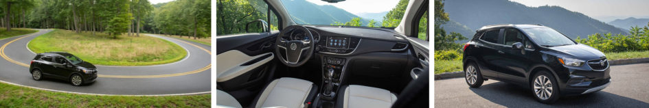 2021 Buick Encore Overview in Jacksonville, NC